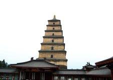 Pagoda en China Fotos de archivo