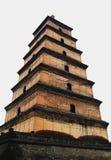 Pagoda en China Imagenes de archivo
