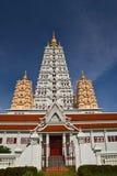 Pagoda en ciel bleu Images stock