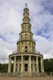 Pagoda en el chanteloup, Amboise, Loire Valley, Francia Foto de archivo