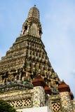 Pagoda en Tailandia Foto de archivo libre de regalías