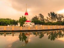 Pagoda en Tailandia Fotos de archivo libres de regalías