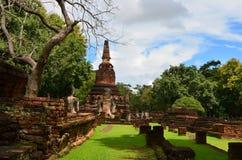 Pagoda en Tailandia Foto de archivo