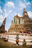 Pagoda en Thaïlande Photo stock