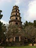 Pagoda en Vietnam Imagenes de archivo