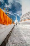 Pagoda en Wat Mahathat, province de Nakhon Si Thammarat Thaïlande Images libres de droits