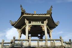 Pagoda en Yangshuo, Guilin Fotografía de archivo libre de regalías