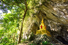 Pagoda in forest Stock Photography