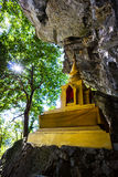 Pagoda in forest Stock Image