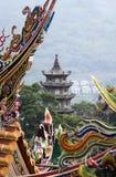 Pagoda, Formosa Imagens de Stock