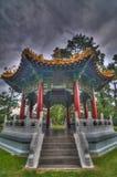 Pagoda giapponese Fotografie Stock