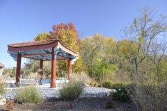 Pagoda giapponese Immagine Stock