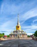 Pagoda gigante lejana Imagenes de archivo