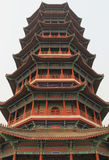 Pagoda gloriosa Fotos de archivo