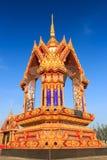 Pagoda gold Stock Image