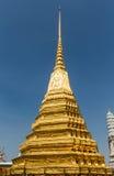 Pagoda. Golden Pagoda.Thailand ancient art form Stock Photo