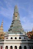 Pagoda at Grand Palace. Thailand Royalty Free Stock Image