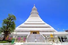 Pagoda grande en el templo de Paknum, templo público fotos de archivo libres de regalías