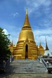 Pagoda, granpalace Tailandia Immagine Stock