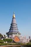pagoda halny wierzchołek Zdjęcia Stock