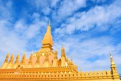 Pagoda hermosa Fotos de archivo