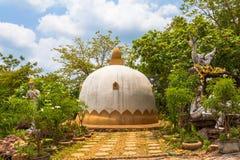 Pagoda on the high mountain Royalty Free Stock Photos