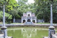 A Pagoda of the Hue ancient citadel, Vietnam Royalty Free Stock Photos