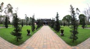 Thien mu pagoda. Pagoda in hue , Viet Nam Stock Images
