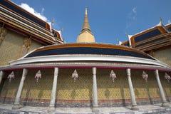 Pagoda i rajabophittempel Royaltyfri Bild