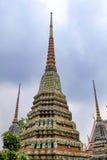 Pagoda i tempelet Fotografering för Bildbyråer