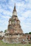 Pagoda i Wat Phra Mahathat Royaltyfri Foto