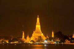 Pagoda i Waten Arun. Royaltyfri Foto