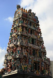 Pagoda indù della statua Immagini Stock Libere da Diritti