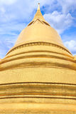 Pagoda insdie tha Wat Phra Kaew Royalty Free Stock Photo