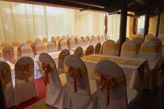 Pagoda intérieure Photo stock