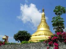 Pagoda. Its image of pagoda. Place- Mumbai, India stock image