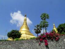 Pagoda. Its photo of pagoda. Place - Mumbai royalty free stock photography