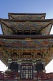 Pagoda japonês. Foto de Stock Royalty Free