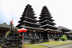 Pagoda jumelle Photos libres de droits