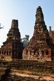 Pagoda jumelle. Image libre de droits
