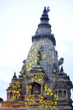 Pagoda in Kathmandu Stock Photo