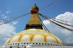 Pagoda in Kathmandu Stock Image