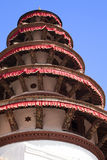 Pagoda at Kathmandu Durbar Square, Nepal Stock Photos