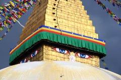 Pagoda in Kathmandu,Nepal Royalty Free Stock Image