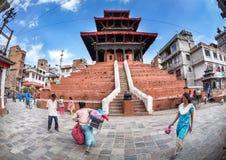 Pagoda in Kathmandu Royalty Free Stock Images