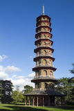 Pagoda at Kew Stock Images
