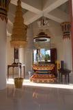 Pagoda Kho Hua Jook, Chaweng, Samui, Tailandia Imagen de archivo