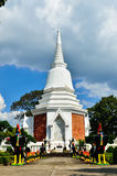 Pagoda of King Naresuan the Great Rachanusorn ,Chiangmai Thailan Royalty Free Stock Photo