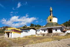 Pagoda Lamasery Стоковое Фото