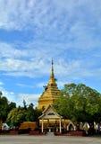 Pagoda Lanna Stock Image